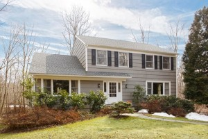 long hill homes, long hill real estate, homes in gillette, colonials