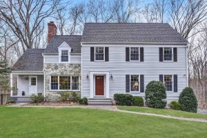 colonial, house for sale in long hill township